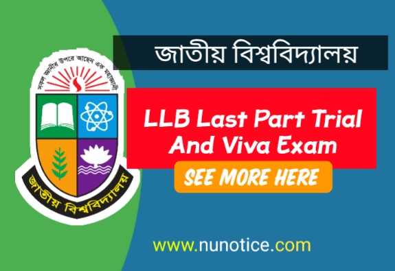 nu llb last part viva exam